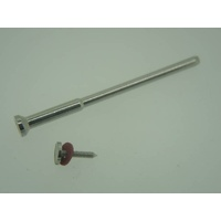 Small Wheel Mandrel 2.35mm Shaft
