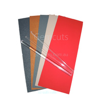 Adhesive Back Hobby Film With Profiling Sticks