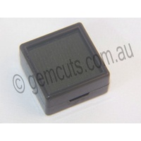 Plastic Display Box with Glass Lid 30mm x 30mm