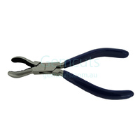 Ring Holding Pliers - Suede Lined