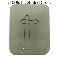 Pancake Die 1006.1 Detailed Cross