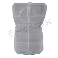 Three Tier Plastic Storage Case