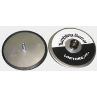 Complete Barrel Lid for QT6/QT66  Lortone Barrels