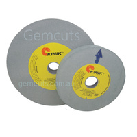 Silicon Carbide Lapidary Grinding Wheels
