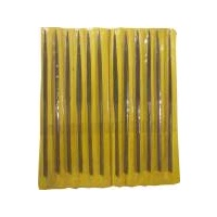 Steel Needle Files 160mm - Set of 12