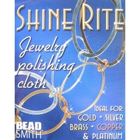 Shine Rite Jewelry Polishing Cloth