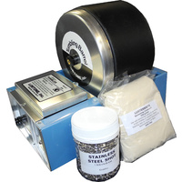 LORTONE 45C ROTARY TUMBLER JEWELLERS POLISHING KIT