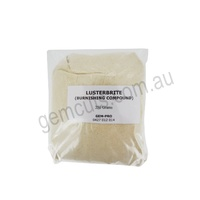Lusterbrite Burnishing Compound Powder 250 Grams