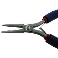 Tronex Flat Nose Step Tip Pliers #541 - Standard Handle
