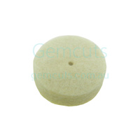 Felt Wheel 25mm (8mm Thick)