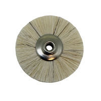 Flat Goat Hair Brush 25mm