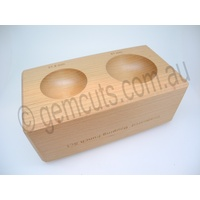 Wooden Doming Block - Large