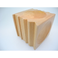Wooden Doming Forming Block