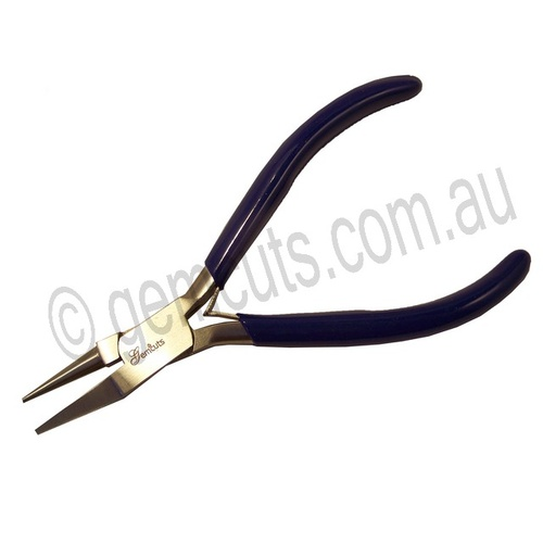 Gemcuts Forming Pliers - Round & Concave Jaws