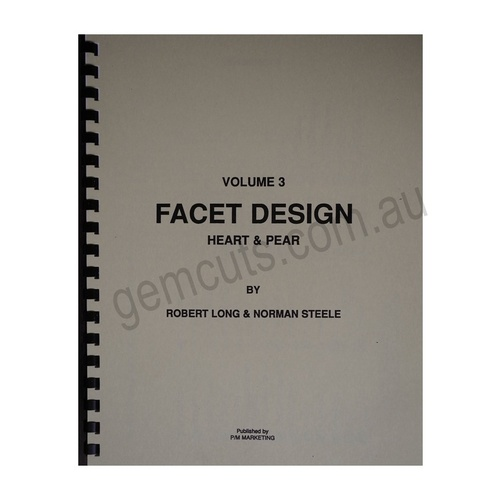 Facet Design Volume 3 - Heart and Pear