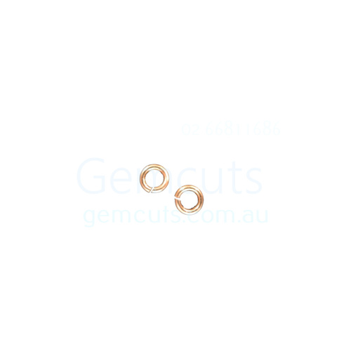 18G Jump Ring ID 3mm Copper