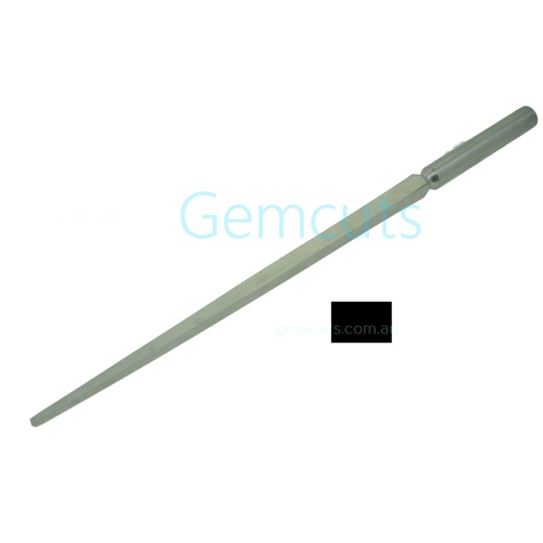 Steel Tapered Bezel Mandrel - Rectangle