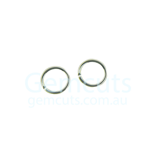 Silver Colour Jump Ring ID 3.6mm