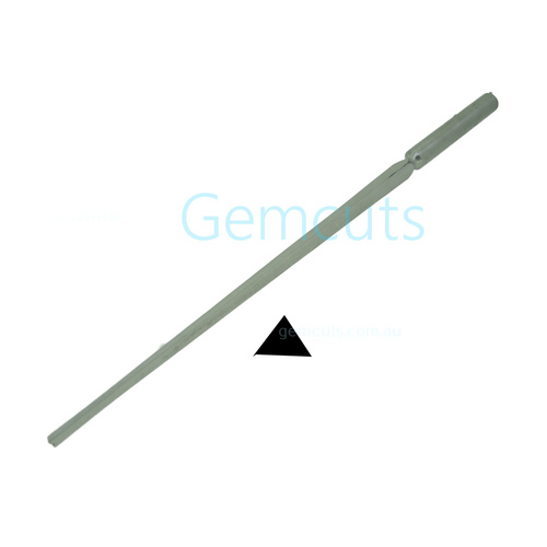 Steel Tapered Bezel Mandrel - Triangle