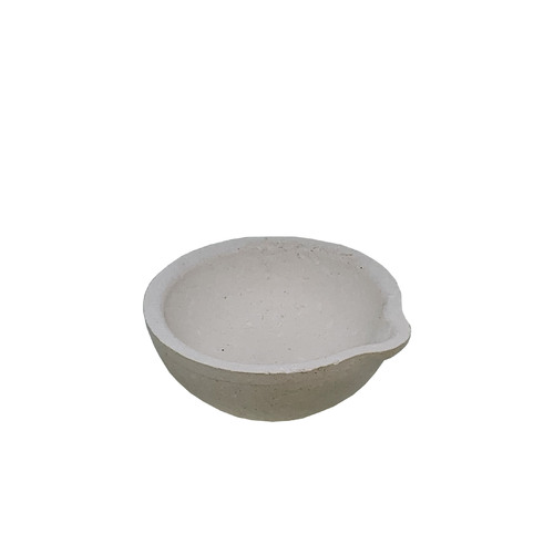 Ceramic Melting Dish approx 40mm Diameter