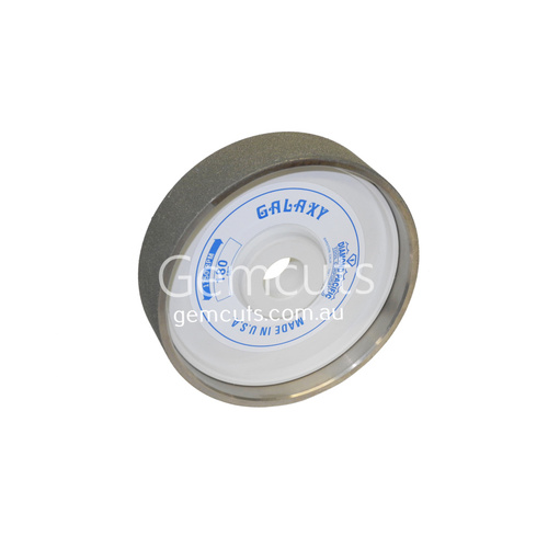 Diamond Pacific Galaxy Wheel 6 Inch x 1.5 Inch - 80 Grit