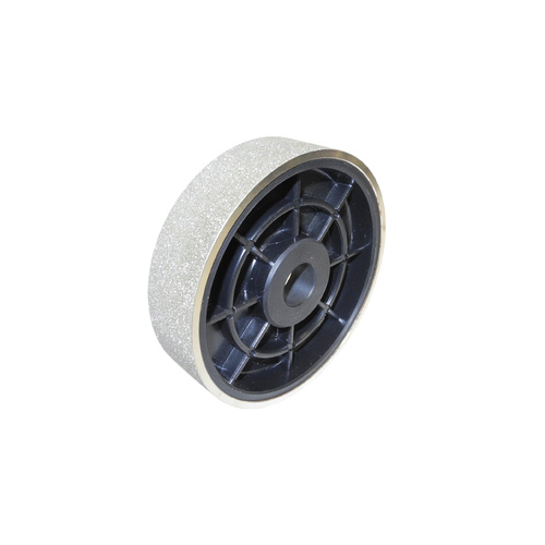 Diamond Plated Wheel 150mm x 38mm (6 Inch x 1.5 Inch) [Grit Size: 46]