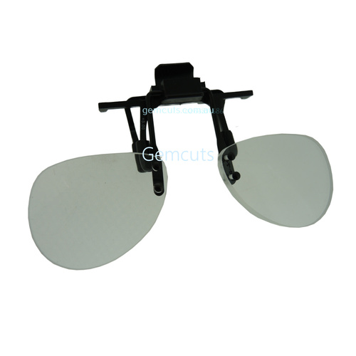 Magni Clips - Clip On Magnifiers - 2.5X
