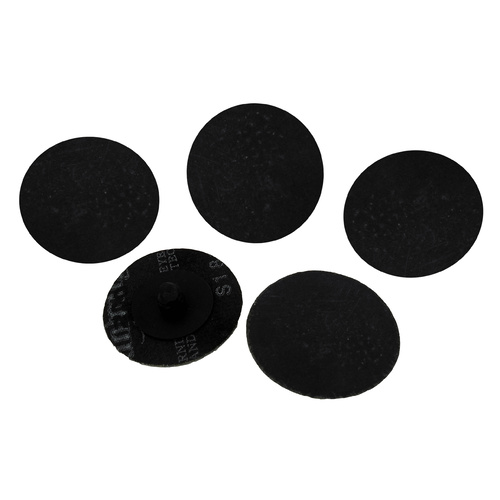 Roll Lock Disc 600 Grit - 5 Pack