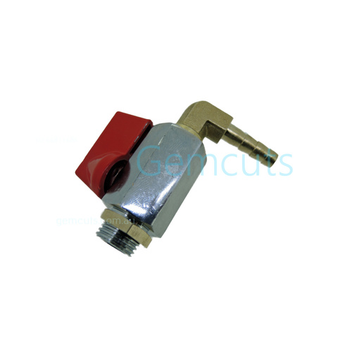 Ball Valve with Elbow