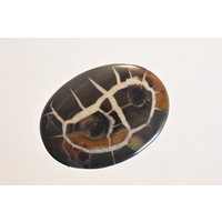 Septarian Nodule Oval Cabochon