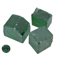 Cubic Zirconia - Green - Per Piece