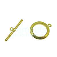 Gold Toggle End Set