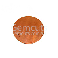 25mm Copper Round Stamping Blank