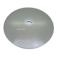 Crystalite Solid Steel Laps 200mm