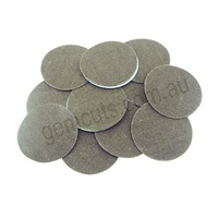 Mini Crystal Pad Pre-polish 1Inch Pack of 12
