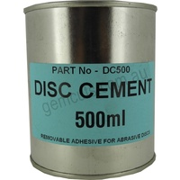 Disc Cement