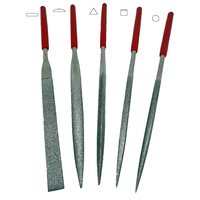 Diamond Needle Files - Set of 5