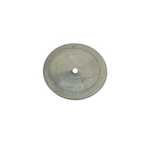 Ultra Thin Mini Plated Diamond Saw Blade - 19mm x 0.15mm