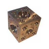 Doming Block Brass - Large