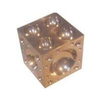 Doming Block Brass - Small