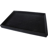 Display Tray Black 375mm x 210mm