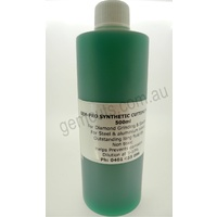 Water Soluble Lapidary Oil - Synthetic Cutting Fluid