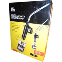 Hot Devil MAP-Pro Torch Kit with Trigger Head