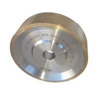270 - 325 Grit - Sintered Diamond Wheel 200mm x 38mm