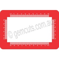 Metal Clay Design Frame 100mm x 150mm
