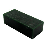 Ferris Wax Carving Slice (25mm Thick) - Green