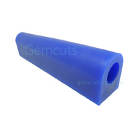 Ferris Wax T-100 MEDIUM FLAT SIDED Ring Tube