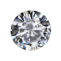 Moissanite - 6.00mm DEF Round Brilliant