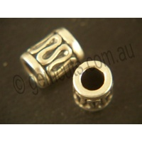 Sterling Silver Bead - Large