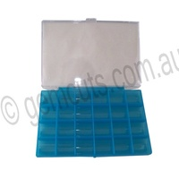 Plastic Storage Container 24 Compartments